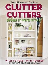 Clutter Cutters : Store It with Style (2004, Paperback)