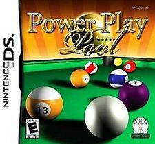 Power Play Pool NEW factory sealed Nintendo DS