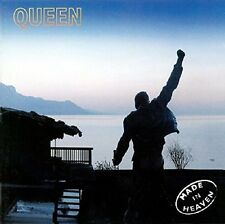 QUEEN - MADE IN HEAVEN (LIMITED BLACK VINYL,2LP) 2 VINYL LP NEW+