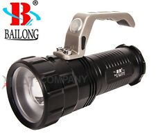 POLIZEI TORCH LED-Scheinwerfer CREE XM-L2 ZOOM BAILONG