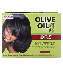 ORS Relaxer Olive Oil for Normal Hair
