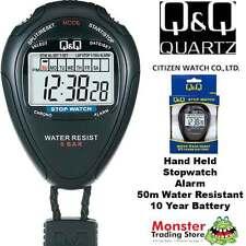 AUSTRALIAN SELLER CITIZEN MADE PRO HAND HELD STOP WATCH HS46J001 RP$79.95 WARNTY