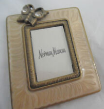JAY STRONGWATER NEIMAN MARCUS PICTURE FRAME CLIP MINT BUTTERFLY AT TOP