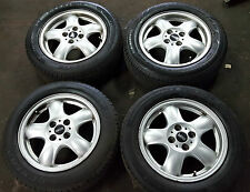 MINI ONE COOPER S R50 R52 R53 ALLOY WHEELS 175/65/15 TYRES 6768498