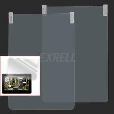 2x Film En Plastique Protection écran Anti-rayures Pour 10.1 pouces Tablette