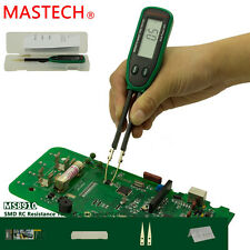 Mastech MS8910 SMD RC Resistance Capacitance Meter Tester Auto Scanning