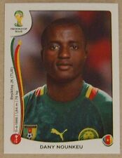 PANINI STICKER - FIFA - WORLD CUP 2014 - No 94 - DANY NOUNKEU - CAMEROON