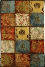 8x10 AREA RUG INDOOR OUTDOOR Large Carpet Bedroom Mohawk Home Floor Colorful
