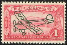 Scott # C47 - 1933 - ' Post Office, Manila ', Ovptd. Air Mail