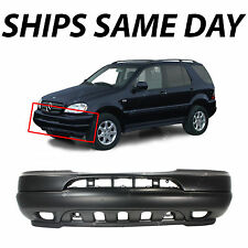 NEW Primered - Front Bumper Cover Fascia for 1998-2001 Mercedes Benz ML320 ML430