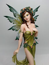 Elemental Earth Fairy Statue Fairyland Legend Faerie Figurine Ada De La Tierra