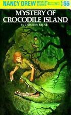 Mystery of Crocodile Island Nancy Drew, No. 55