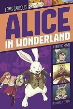 Alice in Wonderland (Graphic Revolve: Common Core Editions), Carroll, Lewis, Goo