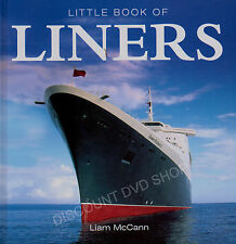 Little Book of Liners.New hardback book cellophane wrapped for protection