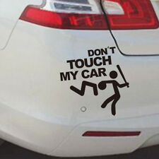 Don't Touch My HONDA Vinyl Decal illest Car Window Graphic Bumper Sticker Sign