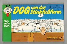 RARE GERMAN  FOOTROT FLATS ONE-OFF 1ST EDITION   N MINT