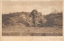 POSTCARD   MILITARY  WWI      DAILY MAIL  WAR  Series 4   No  30