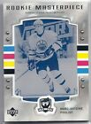 2006-07 UD THE CUP MARC-ANTOINE POULIOT ROOKIE MASTERPIECE PRINTING PLATE 1/1