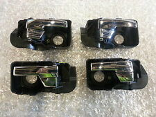 MONDEO MK3 CHROME INTERIOR DOOR HANDLES 01-07