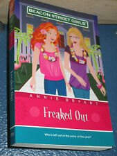 Freaked Out by Annie Bryant (BEACON STREET GIRLS) *COMBINE SHIP .25 *1416964339