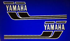 YAMAHA RD250 1975  DECAL SET