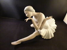 "VINTAGE, Lladro`s BALLERINA ""THE DEATH OF THE SWAN"" SCULPTED   VINCENTE MARTINEZ"