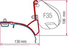 Fiamma Fitting Brackets VW T5/T6 Multivan/Transporter (98655-747)