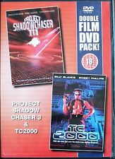 PROJECT SHADOWCHASER 3 / TC2000.  DVD.  NEW. Region Free.