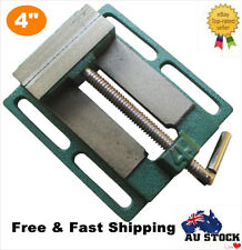 "Heavy Duty 4""/100MM DRILL PRESS VICE Miling Clamp Work Bench Vise Workshop"