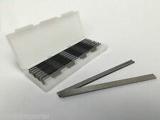 10 x 82mm HSS PLANER BLADES for Black & Decker, Bosch, DeWalt, Elu planers
