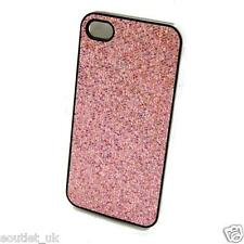 Pink Sparkle Glitter Bling iPhone 4/4S Case Cover Shell DIAMANTE by Orbyx