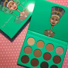 Juvia's Place The Nubian Eye Shadow Palette (Green)