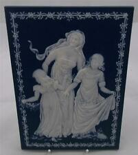Villeroy & and Boch Phanolith Plaque 1978 Mother's Day Frühlingsreigen BH095 NEW