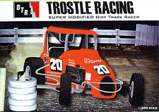 Trostle Racing #20  Modified model kit
