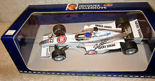 F1 JACQUES VILLENEUVE AUTOGRAPHED #22 WILLIAMS RENAULT FW18 LUCKY STRIKE