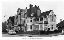 Palm Bay Hotel Cliftonville Nr Margate unused RP old pc Express (Thanet)