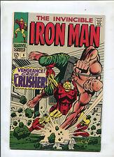 IRON MAN #6 (5.0) CRUSHER COVER