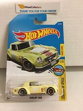 Fairlady 2000 #22 * Yellow * 2017 Hot Wheels * Case C * W59