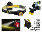 CK T9610 LED HEAD TORCH - 120 LUMENS - CREE XR-E Q3 - CAMPING, CYCLING, RUNNING