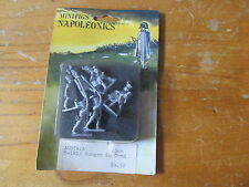 Napoleonics minifigs Austria Hungarian Line Command N-1412 NEW IN PACKAGE