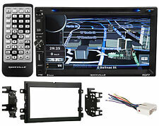 2005-2006 Ford Mustang Car Navigation/DVD/iPhone/Pandora/USB Bluetooth Receiver