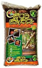 Zoo Med ECO Earth Reptile Terrarium Coconut Fiber Loose Substrate 8qt