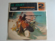 "JEAN LUC FERRE + SAMY CATES : Le jouet extraordinaire 7"" 45T 1966 PANORAMA no 5"