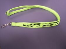 ARCTIC CAT SNOWMOBILE PROWLER FOURWHEELER LIME GREEN LANYARD