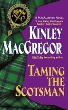 Taming the Scotsman by Kinley MacGregor (MacAllister #4)(2003, Paperback) DD1842