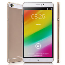 """Unlocked 6.0"""" IPS Android 4.4.2 GPS Smartphone 2Core/2Sim 3G/GSM Cell Game Phone"""