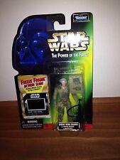 Hasbro Endor Rebel Soldier Star Wars Potf Freeze Frame Collection 1 Action...