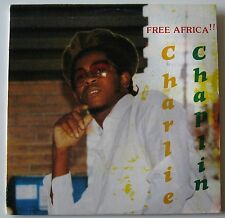 Charlie Chaplin / FREE AFRICA !! [POWER HOUSE] LP