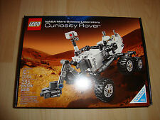 Lego Cuusoo 21104 NASA Mars Science Laboratory Curiosity Rover - NEW