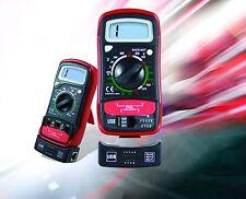 Digital Voltmeter Ohmmeter Ammeter Multimeter with Cable test:RJ11/RJ12/RJ45/USB